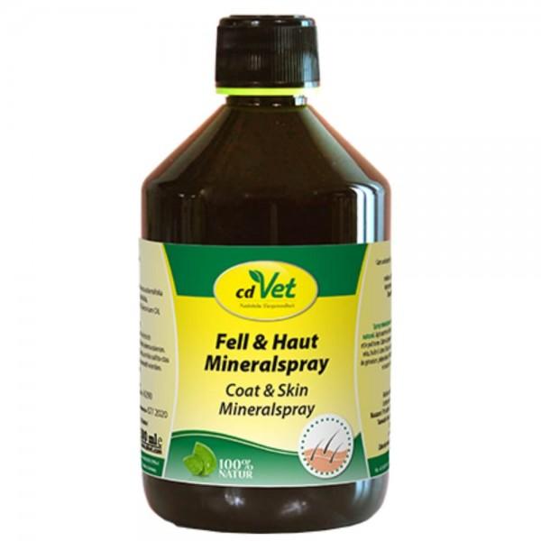 cdVet Fell Haut Mineralspray