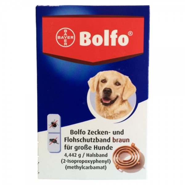 Bolfo Halsband 66cm