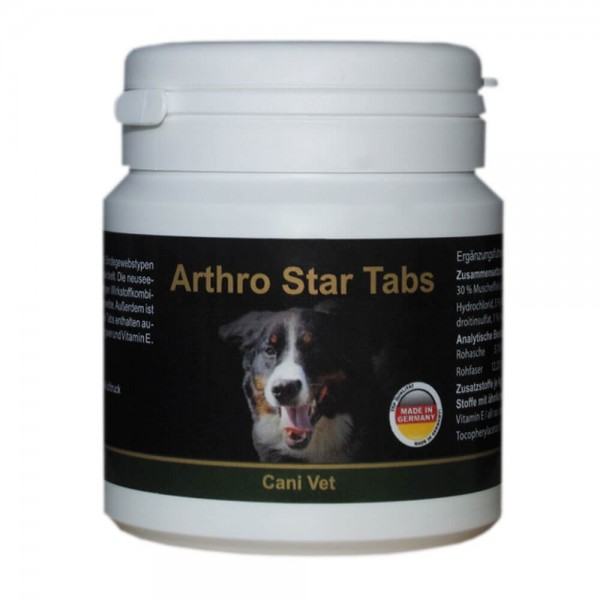 CaniVet Arthro Star Tabs