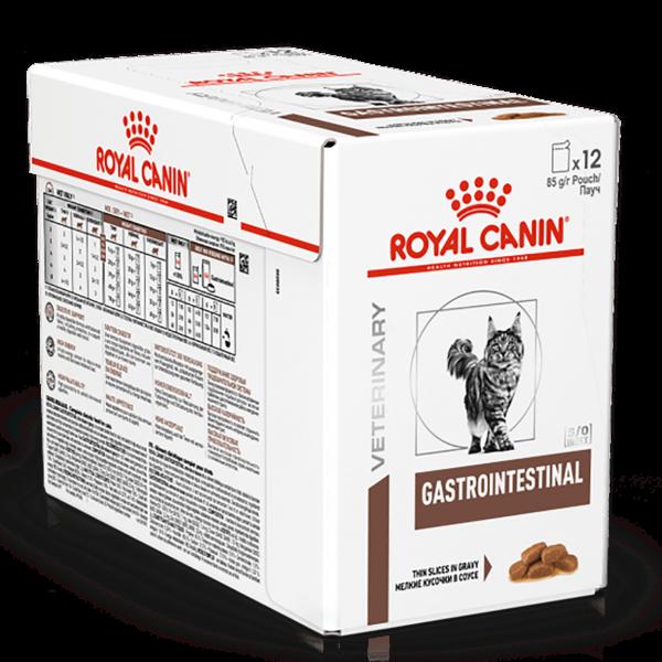 Royal canin Katze GastroIntestinal 12x85g