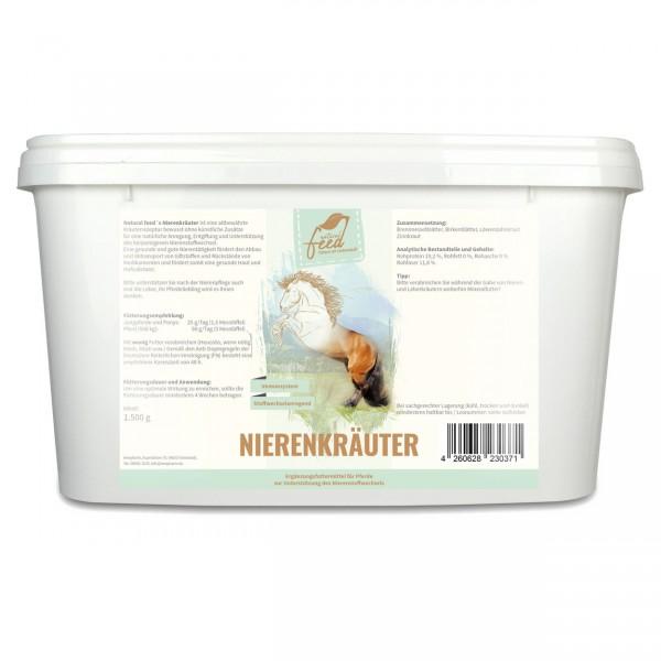 Natural Feed Nierenkräuter 1500g