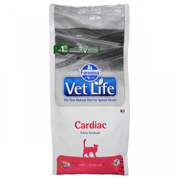 Farmina VetLife Cat Cardiac