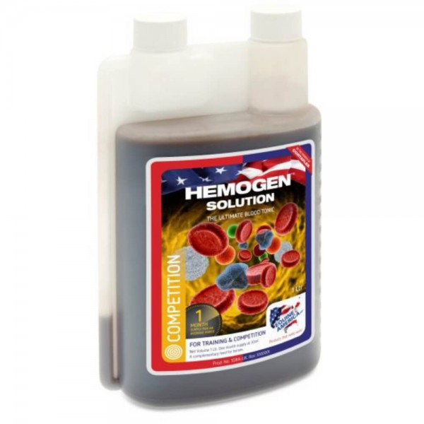 Equine Hemogen Solution 1000ml