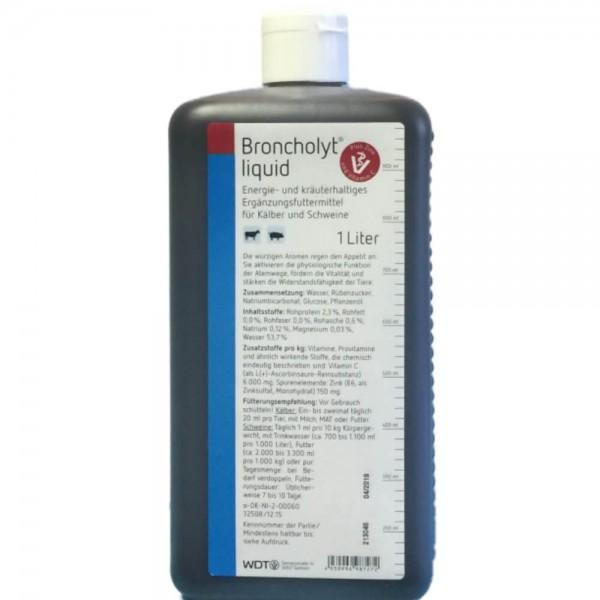 Broncholyt liquid 1000ml