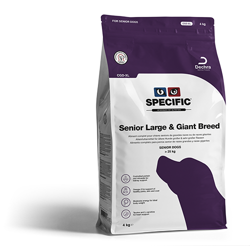 Specific CGD-XL Senior large giant breed 4kg