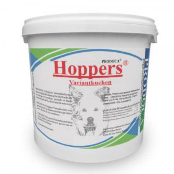 Prodoca Hoppers Variantkuchen Hund