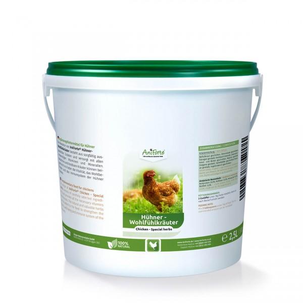 AniForte Hühner Wohlfühlkräuter 500g