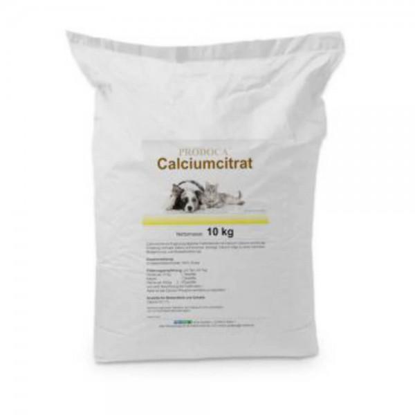 Prodoca Calciumcitrat Pulver Hund