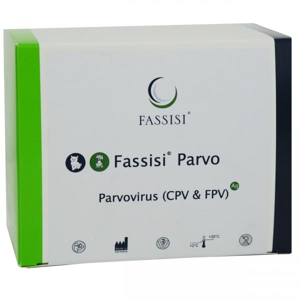 Fassisi Parvo Test für Hunde und Katzen