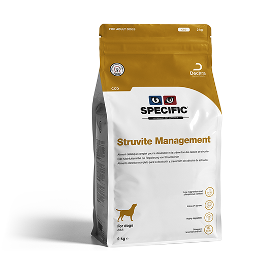 Specific CCD Struvit Management 2kg
