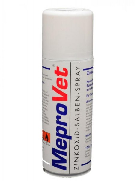 MeproVet Zinkoxid-Salben-Spray