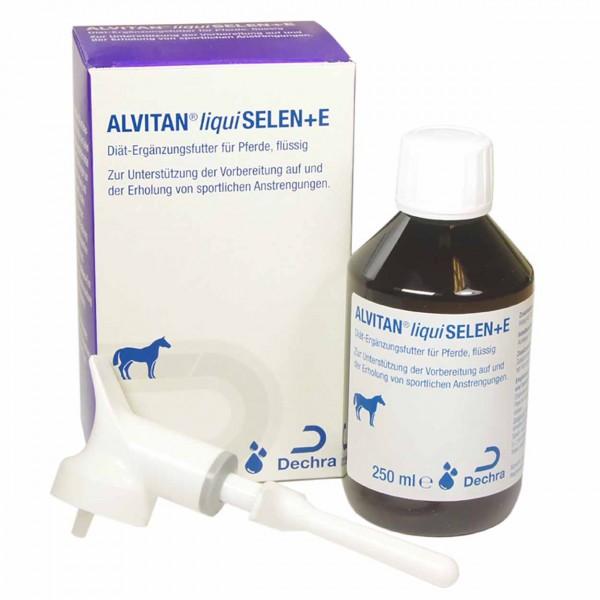 Alvitan liqui Selen + E