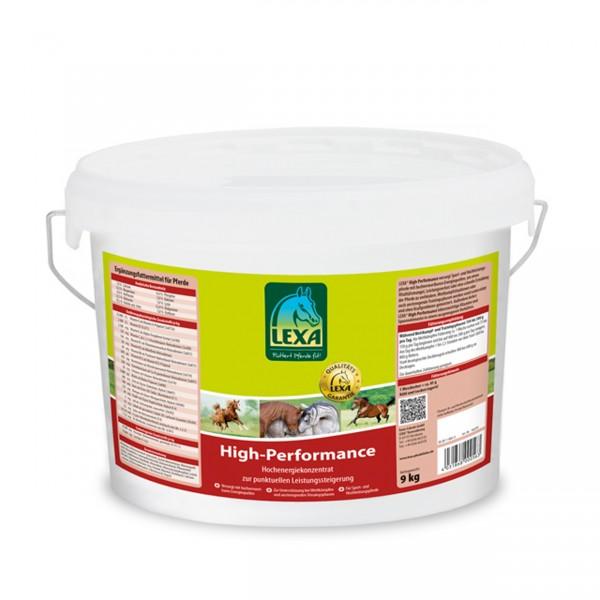 Lexa High Performance 9kg
