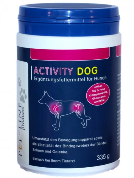 ESP Activity Dog