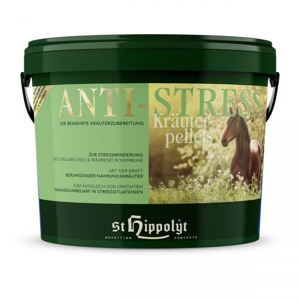 Anti Stress Kräuterpellets