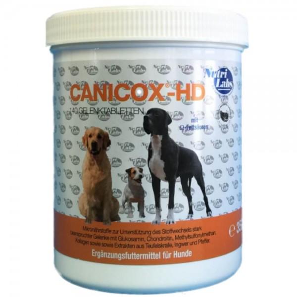 Nutri Labs Canicox HD 140 Kautab. ca