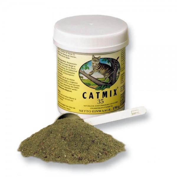 Grau Catmix 35 Pulver