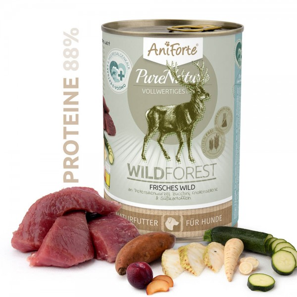 AniForte Pure Nature Wild Forest Nass