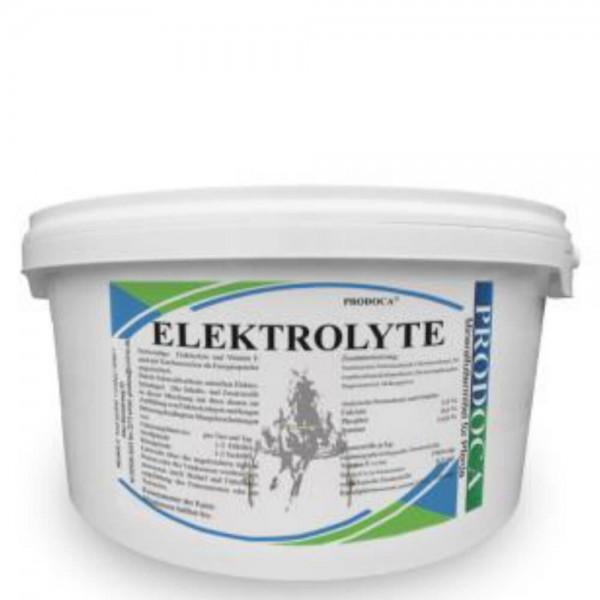 Prodoca Elektrolyte Pferd
