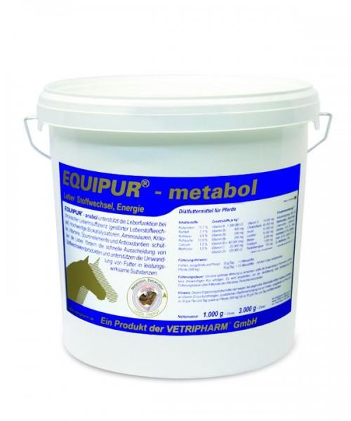 Equipur metabol 3kg