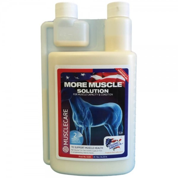 Equine More Muscle Solution