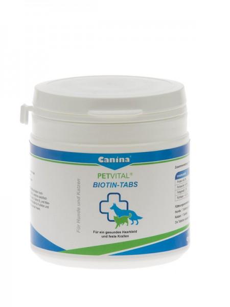 Canina Petvital Biotin Tabs