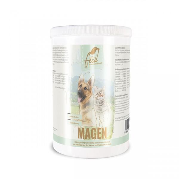 Natural Feed Magen Hund 500g