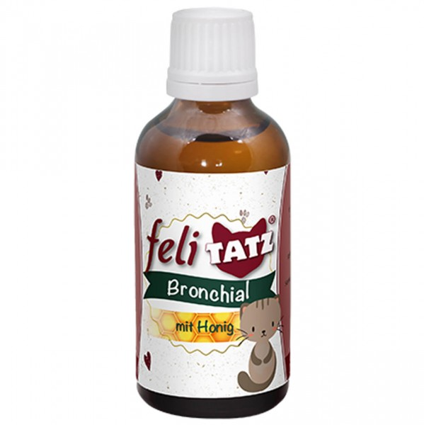 cdVet feliTATZ Bronchial 50ml