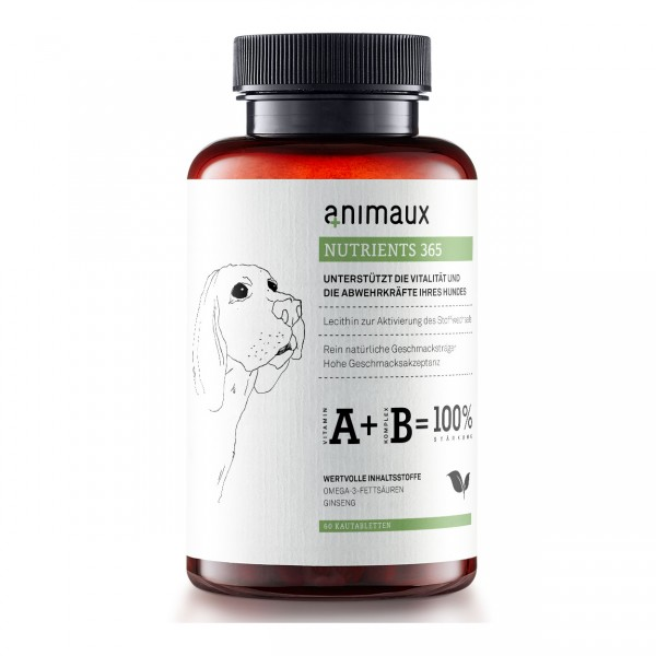 animaux Nutrients 365