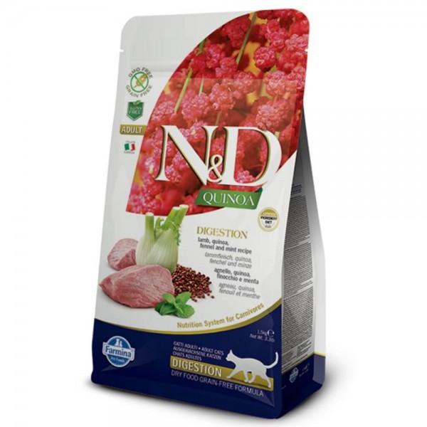 Farmina ND Cat Getreidefrei Adult Quinoa Digestion