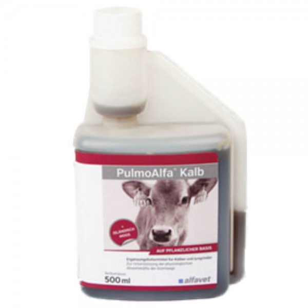 PulmoAlfa Kalb 500 ml