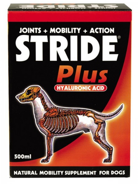 TRM Stride Dog HA