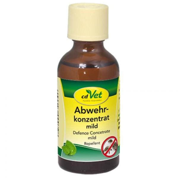 cdVet Abwehrkonzentrat mild 50ml