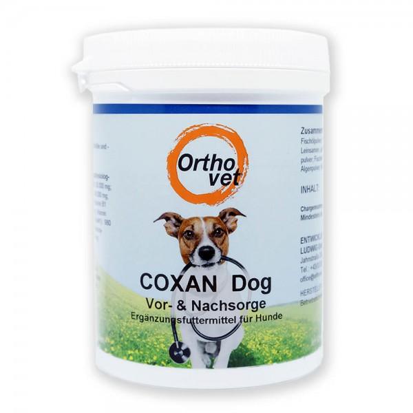 Orthovet Coxan Dog Vor- und Nachsorge 150g