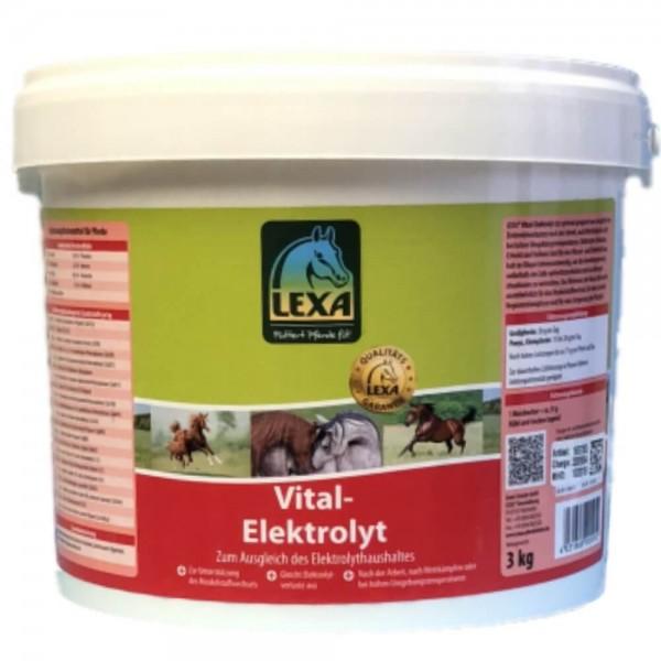 Lexa Vital Elektrolyt 3kg