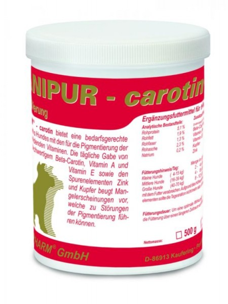 Canipur carotin 500g