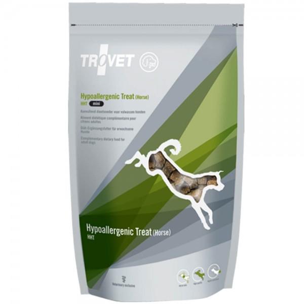 Trovet Hypoallergenic HHT mini Pferd Hund