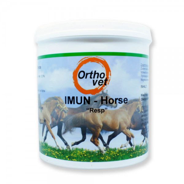 Orthovet Imun Horse Resp 750g