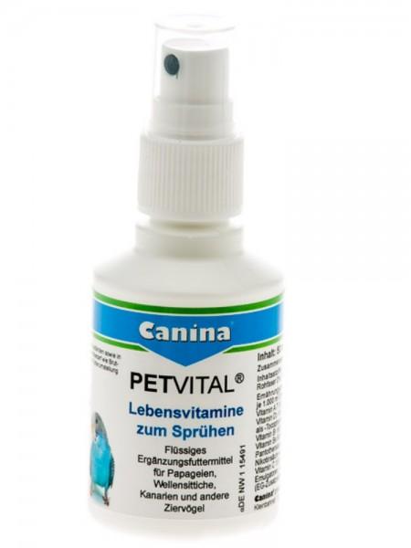 Canina Petvital Lebensvitamine für Vögel
