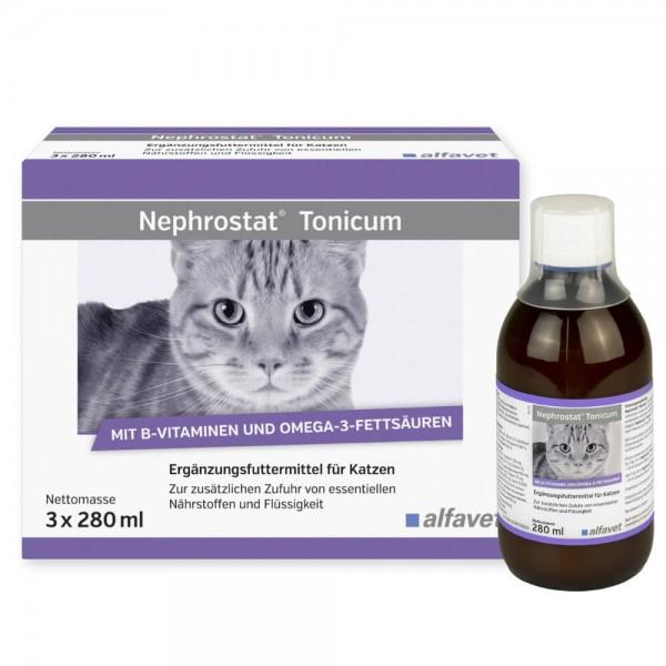 Nephrostat Tonicum 3 x 280ml MHD 04-2020