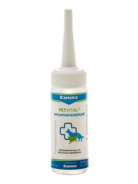 Canina Petvital Bio Schutzhalsband Nachpräparierung