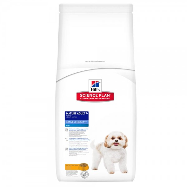 Hills Canine Mature Adult 7+ Active Longevity Mini