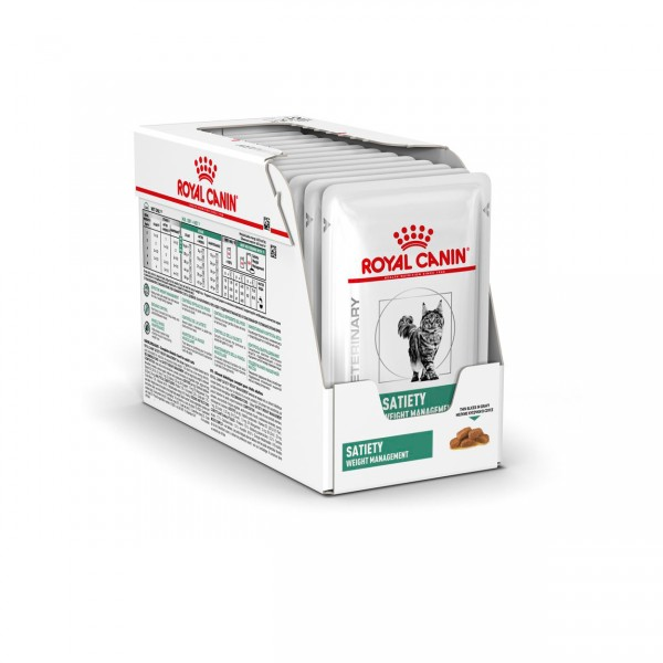 Royal canin Katze Satiety weight management Pouches