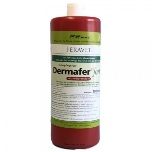 Feravet Dermafer forte Euterpflege Gel 1000ml