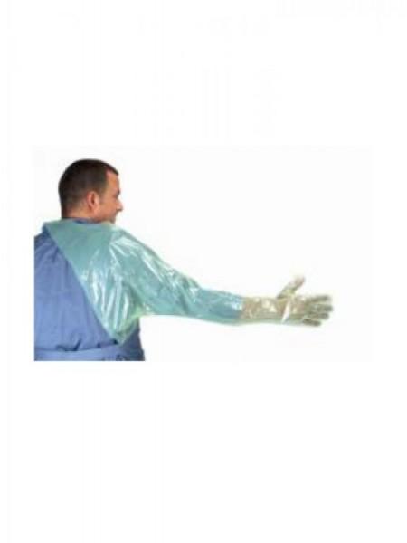 Rektal-Handschuhe mit Schulterschutz