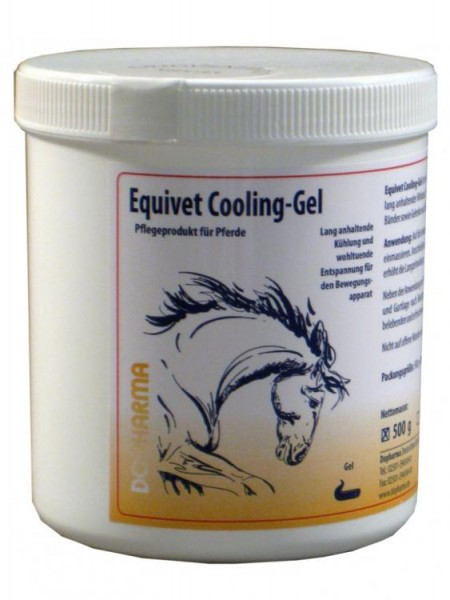 Equivet Cooling Gel 500g