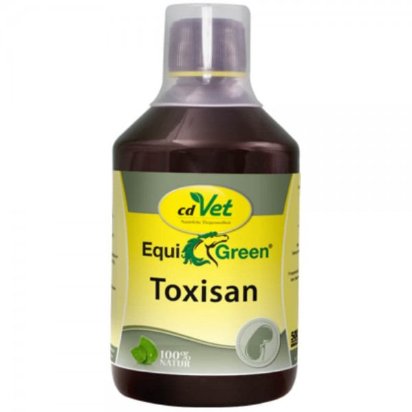 cdVet EquiGreen Toxisan