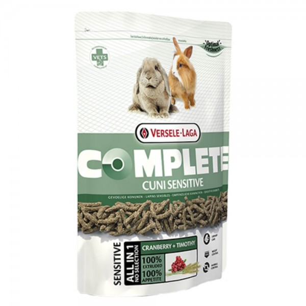 Cuni Sensitive Complete Kaninchen