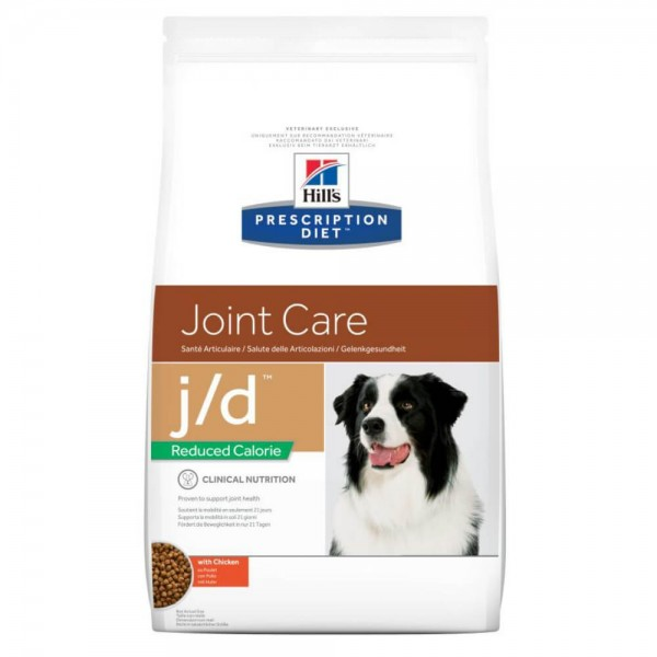 Hills Canine j/d reduced Calorie Sack