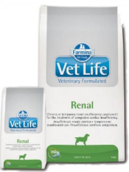 Farmina VetLife Dog Renal
